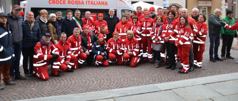 Croce Rossa Italiana - il comitato di Busca
